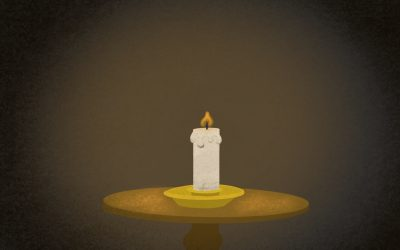 Light in the Darkness Digital Art